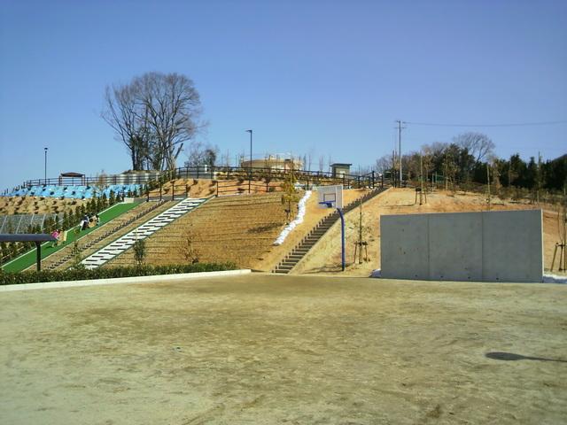 公園整備工事共和西1号公園